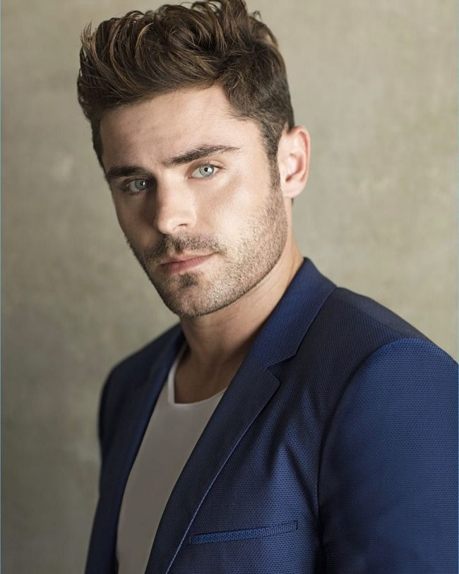 Zac Efron Hair 32