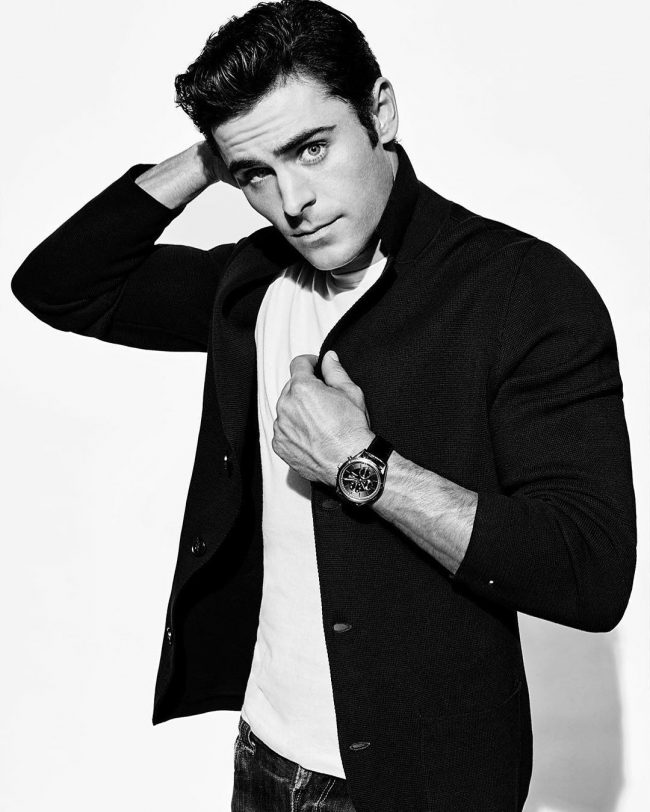 Zac Efron Hair 35
