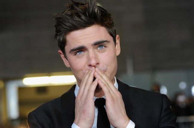 Zac Efron Hair 37