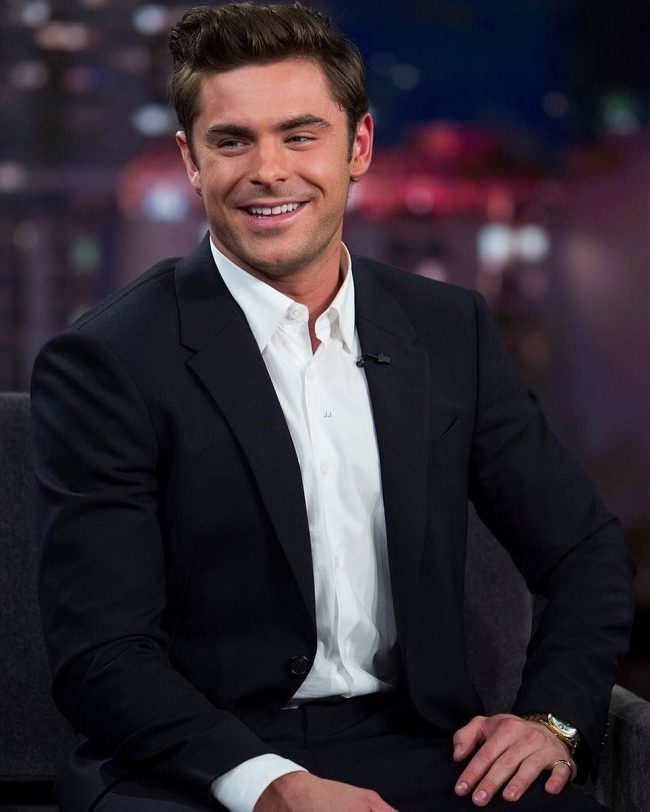 Zac Efron Hair 38