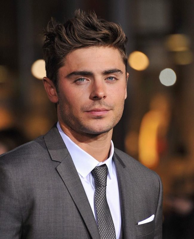 Zac Efron Hair 42