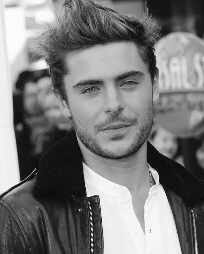 Zac Efron Hair 44