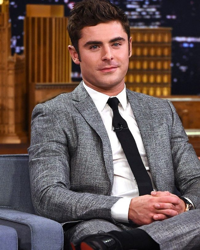 Zac Efron Hair 45