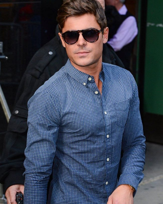 Zac Efron Hair 46