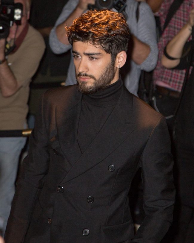 Zayn Malik Haircut 48