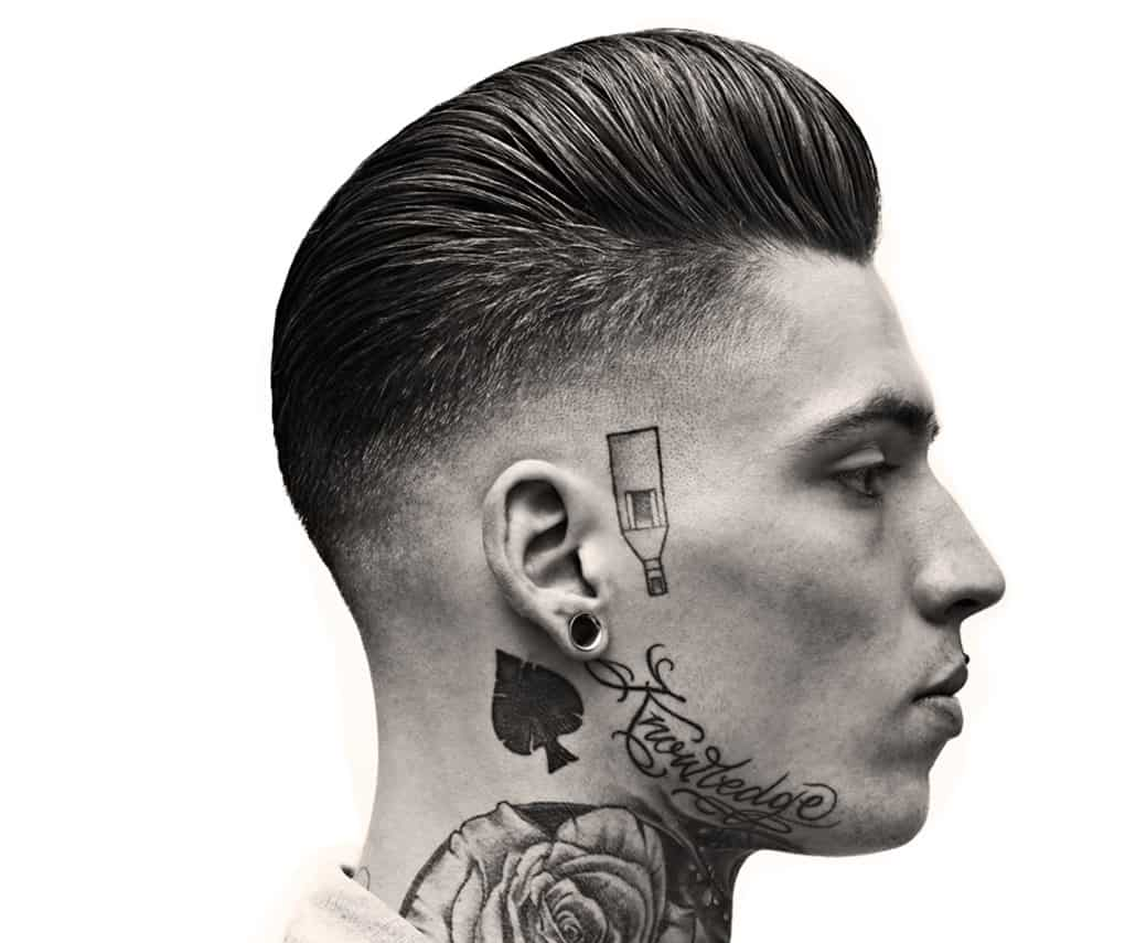 Cool 25 Eye Catching Greaser Hair Styles Find Your Fashion Short Hairstyles Gunalazisus