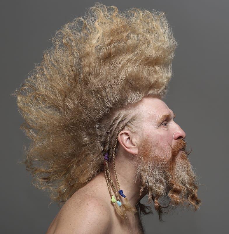 long mohawk haircut for men (1)