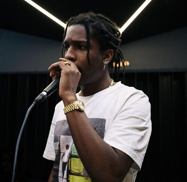 50 Ideas Rock Asap Rocky Braids - Strong Person (2018)