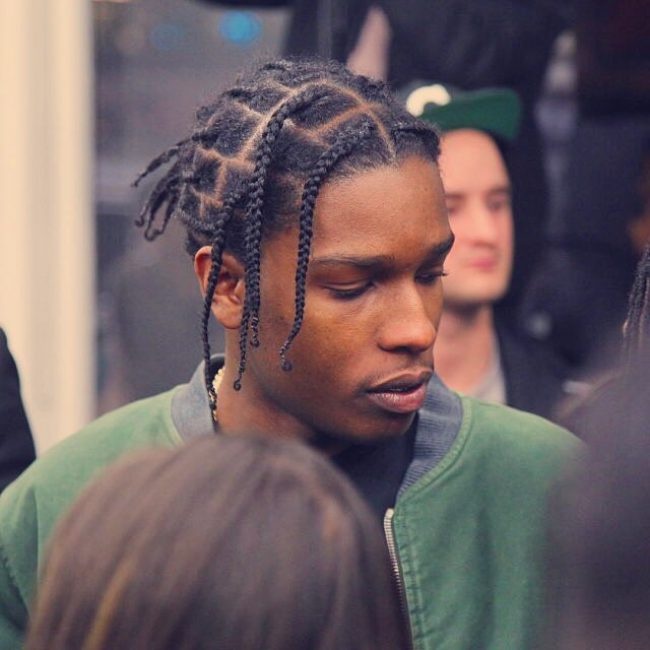 50 Ideas Rock Asap Rocky Braids Strong Person 2018