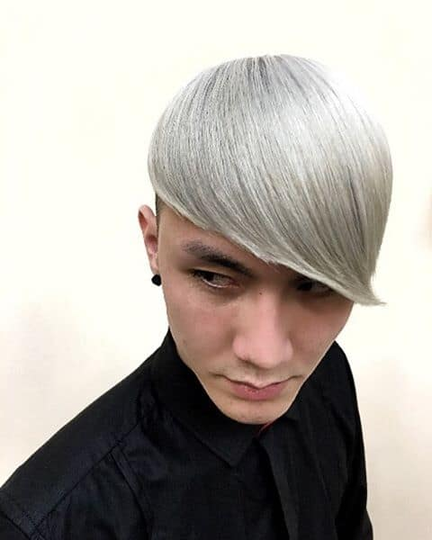 Remarkable 80 Stunning Bleached Hair For Men How To Care At Home Hairstyles For Men Maxibearus