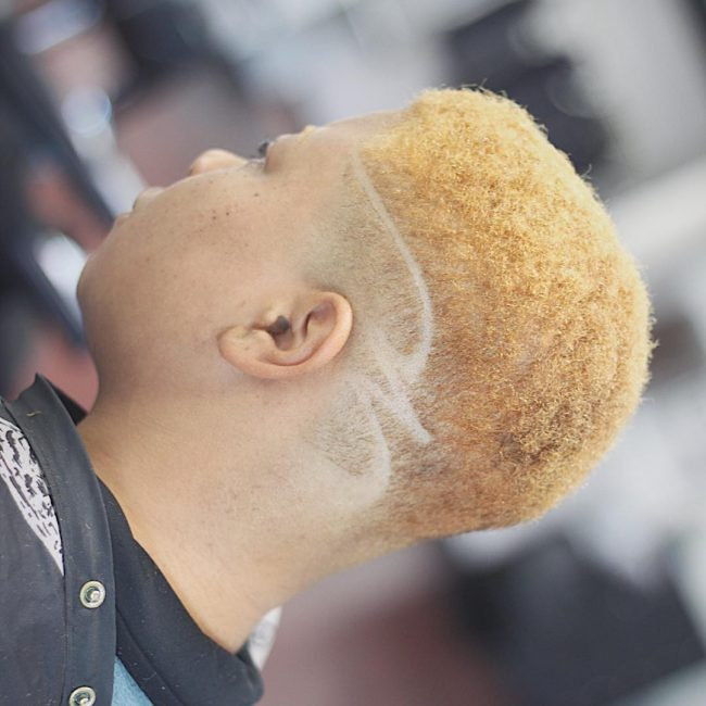 Bleached Hair 59