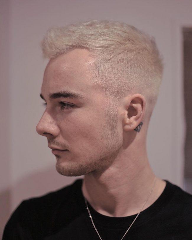Bleached Hair 62