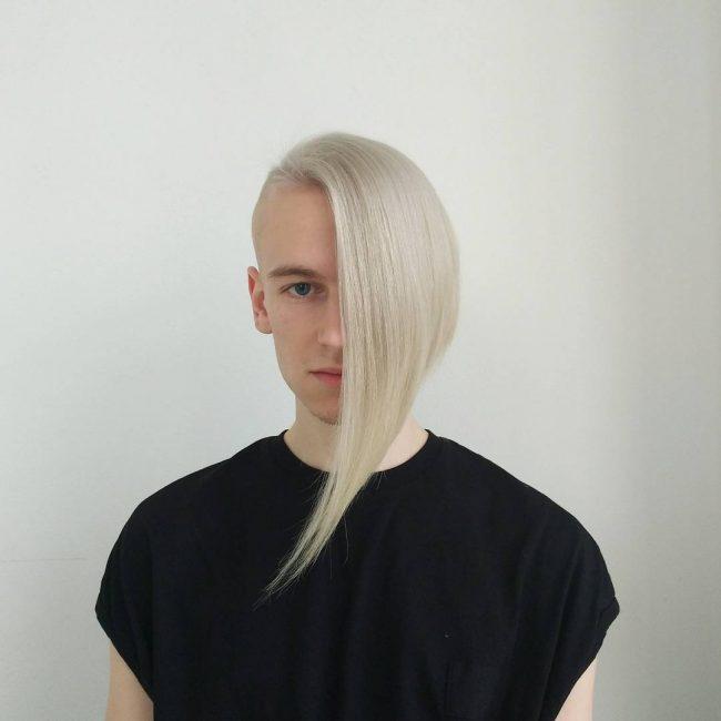 Bleached Hair 70