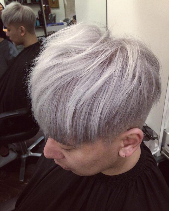 Bleached Hair 76