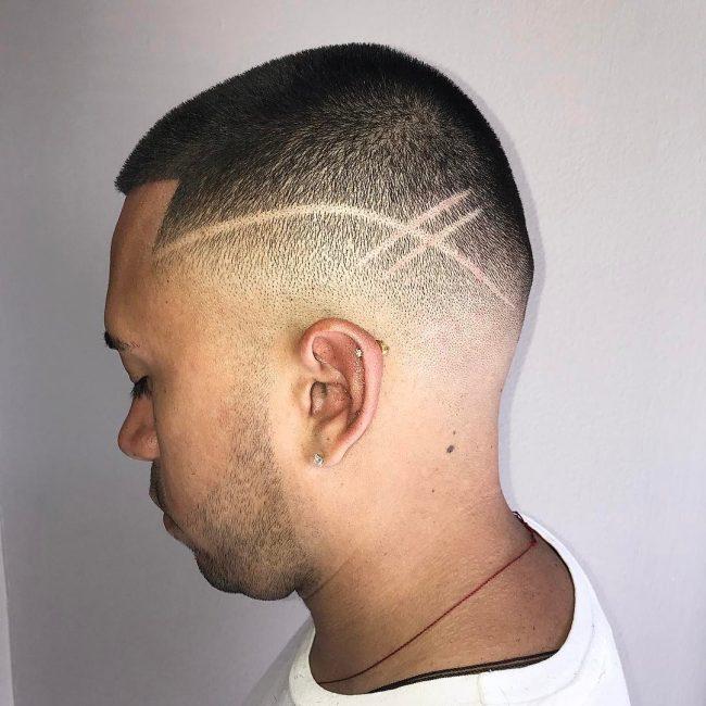 Buzz Cut Styles 35