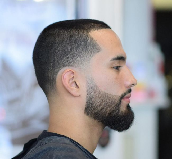 Buzz Cut Styles 36