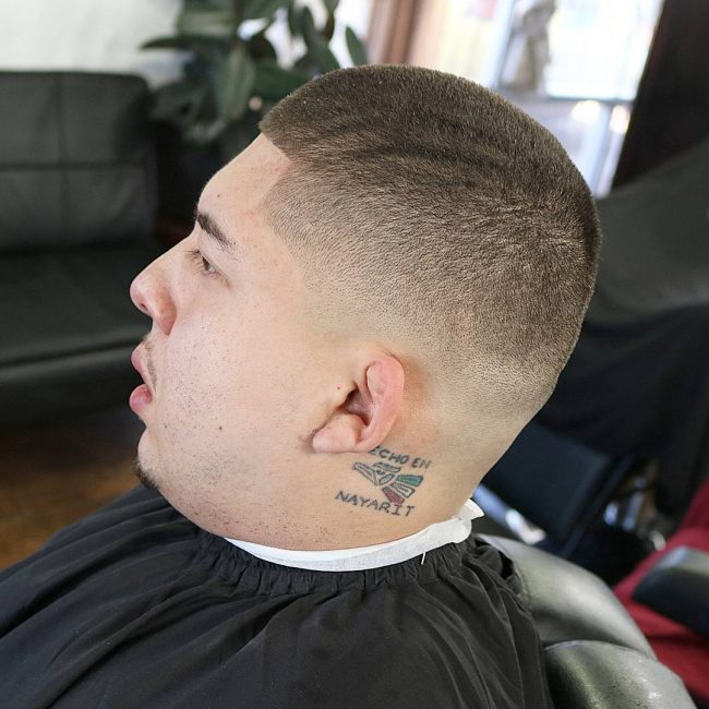 Buzz Cut Styles 44