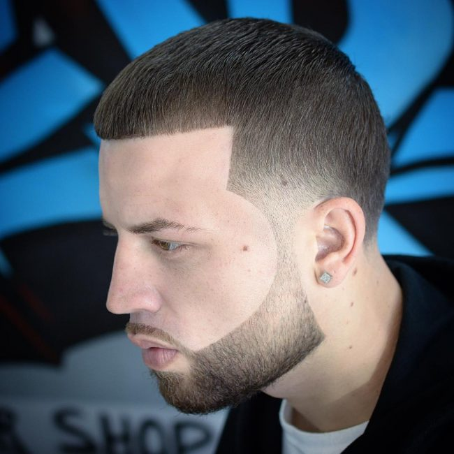 Buzz Cut Styles 51