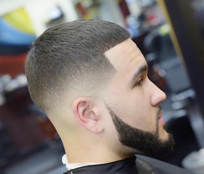 Buzz Cut Styles 70