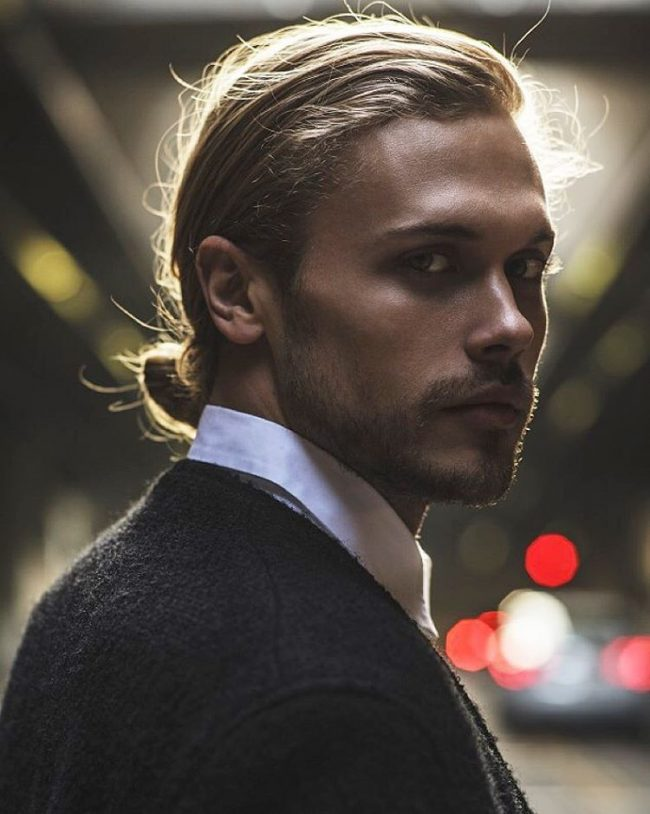 65 Amazing Man Bun Hairstyles You Should Try It In 2019