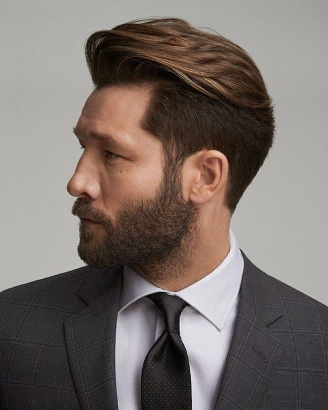 Amazing 25 Smart Professional Hairstyles For Men Do Your Best Short Hairstyles Gunalazisus