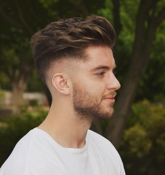 Heavy Disconnected Quiff