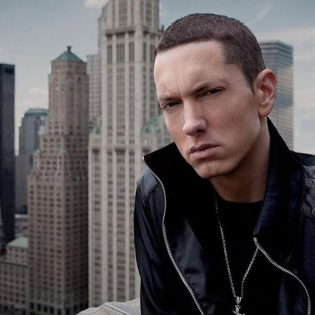 Marshall Mathers Style is Enviable