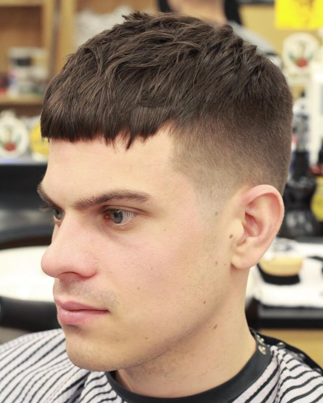 50 Modern Mushroom Haircuts The Latest 2018 Trend