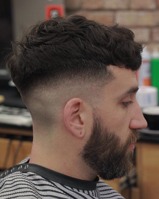 Mushroom Haircuts 30