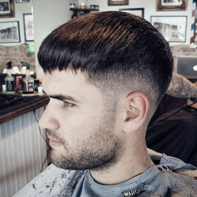 Mushroom Haircuts 33