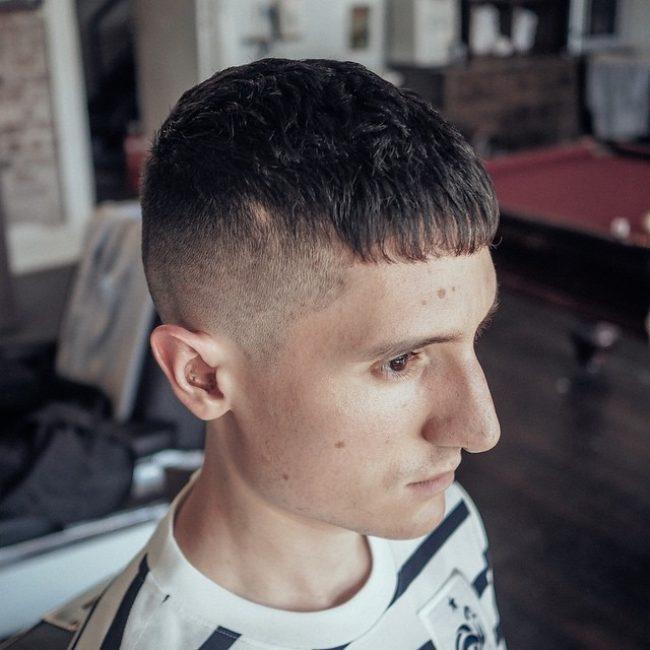 Mushroom Haircuts 36