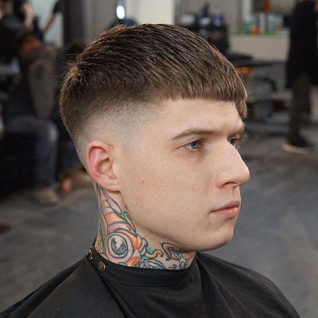 50 Modern Mushroom Haircuts The Latest 2018 Trend