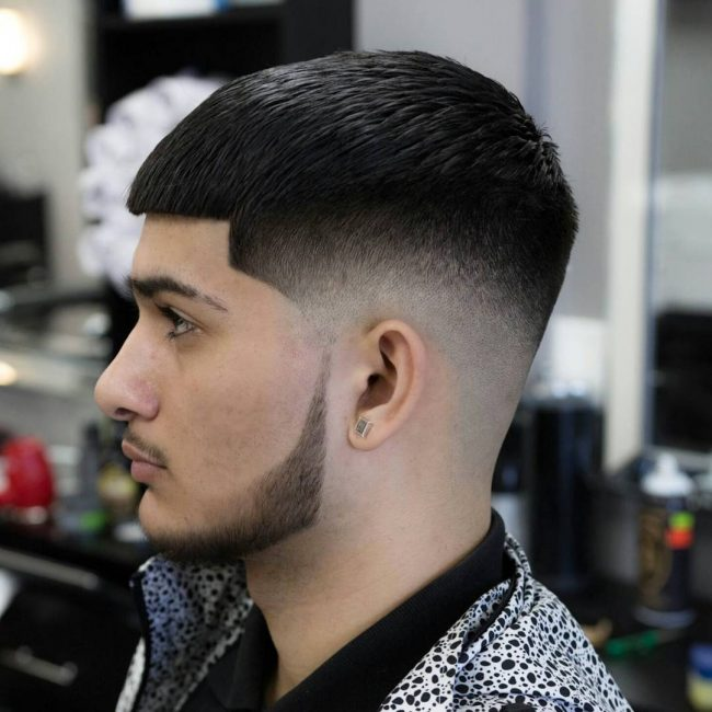Mushroom Haircuts 41