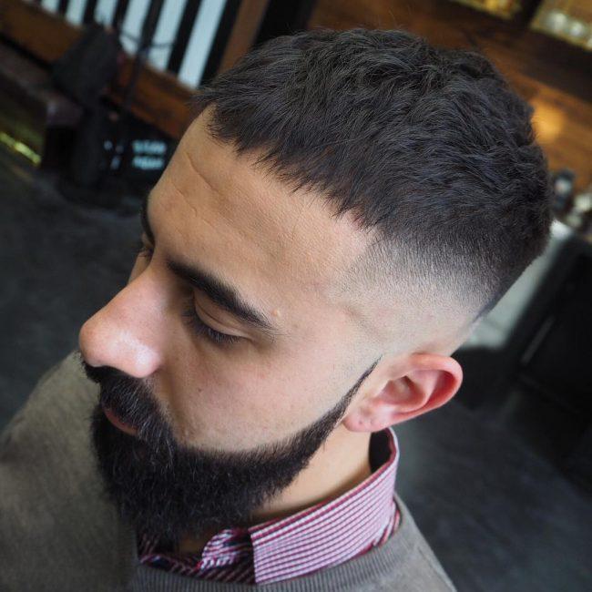 Mushroom Haircuts 43