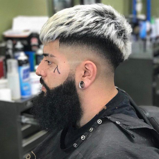Mushroom Haircuts 50