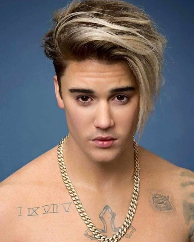 50 Best Justin Bieber Platinum Blonde Hairstyles 2020