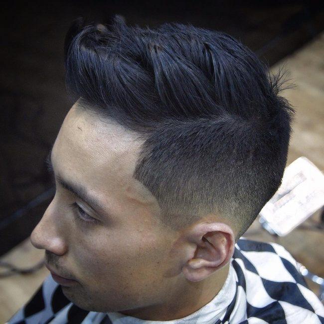 Quiff Hairstyles 80