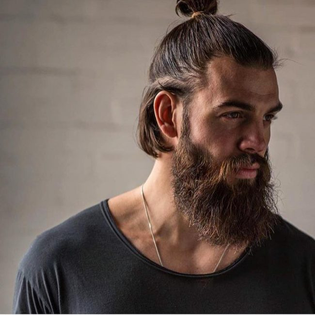55 New Men S Top Knot Hairstyles Out Of The Ordinary 2018