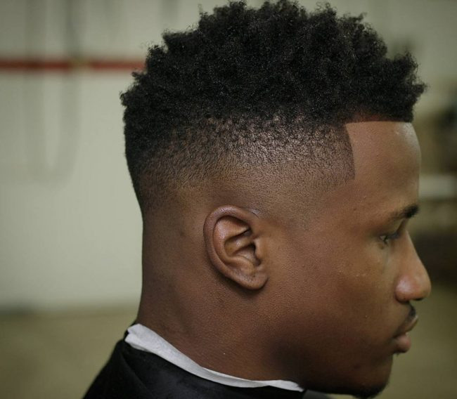 90 Trendy Taper Fade Afro Haircuts Keep It Simple 2021