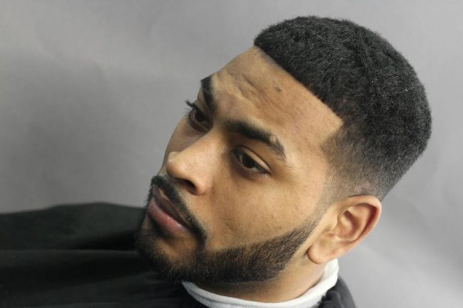 Taper Fade Afro Haircuts 75