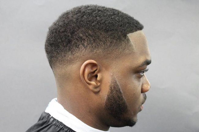 Taper Fade Afro Haircuts 76