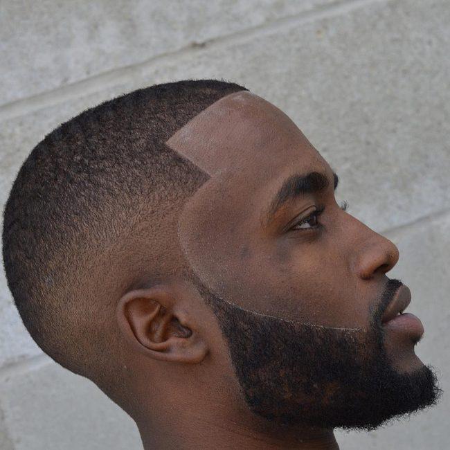 Taper Fade Afro Haircuts 83