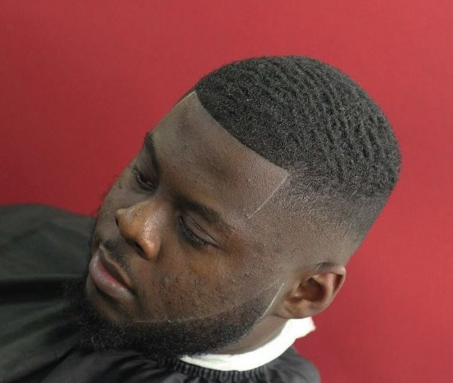 Taper Fade Afro Haircuts 84