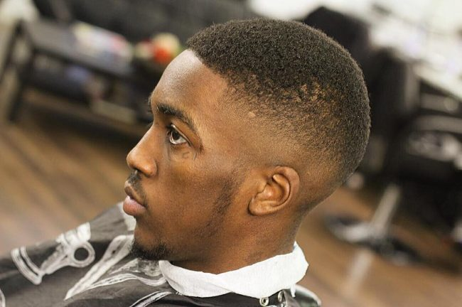Taper Fade Afro Haircuts 85