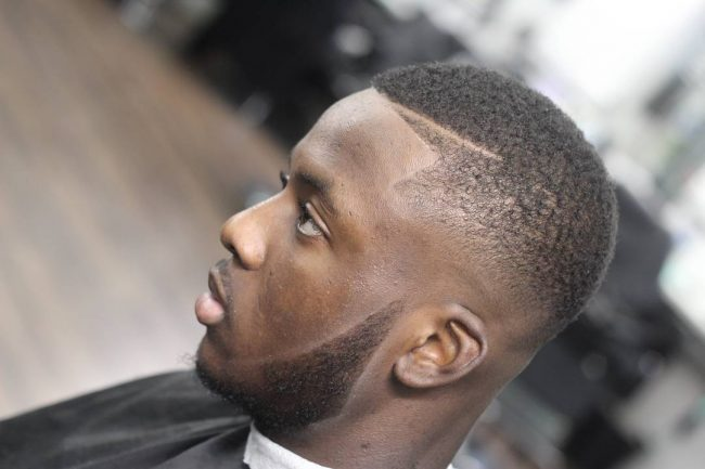 Taper Fade Afro Haircuts 86
