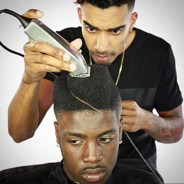 Juice Raheem Haircut