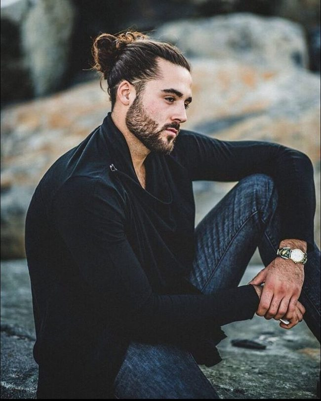 Top Knot Hairstyles 41