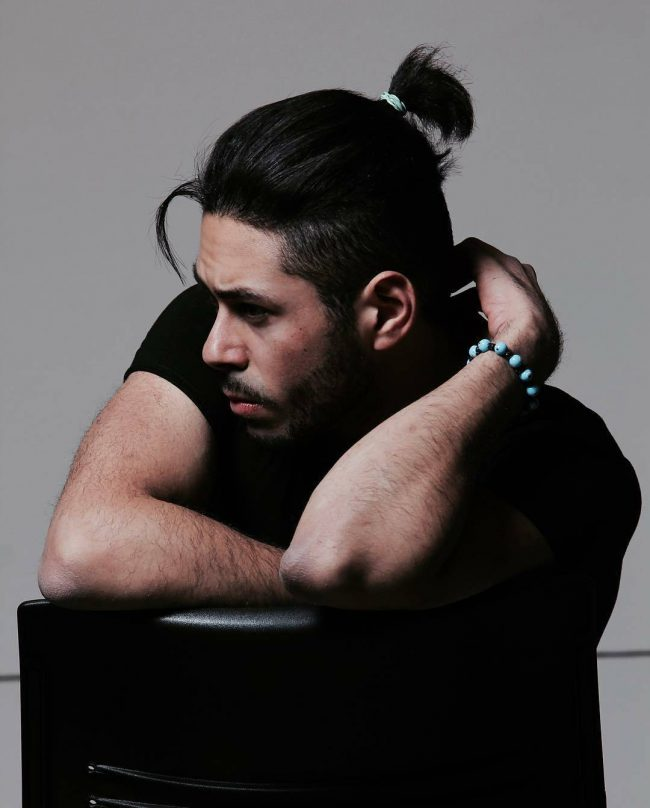 55 New Mens Top Knot Hairstyles Out Of The Ordinary2019