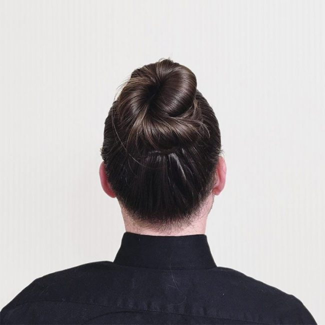 Twisted Topknot
