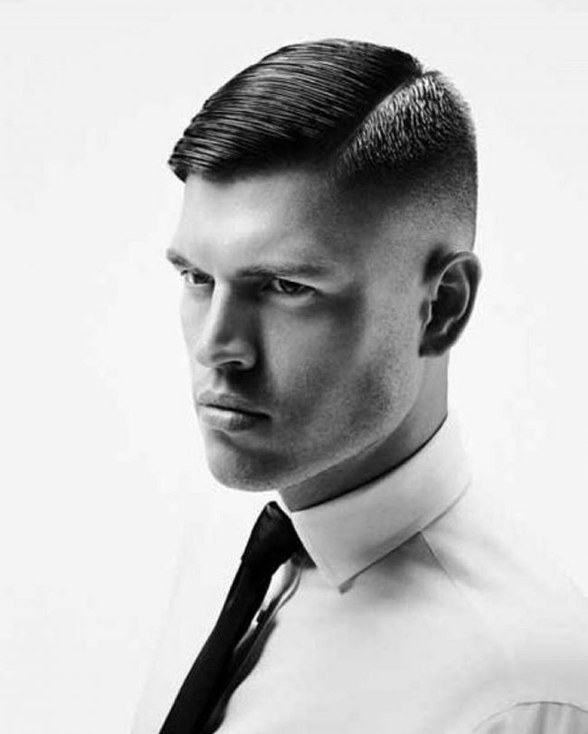 Tremendous 25 Smart Professional Hairstyles For Men Do Your Best Short Hairstyles Gunalazisus